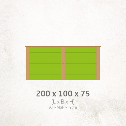 Hochbeet_200x100x75cm