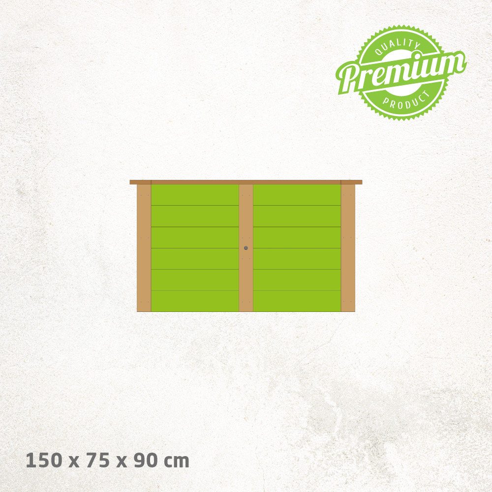 Hochbeet_Lärche_Premium_150x75x90cm