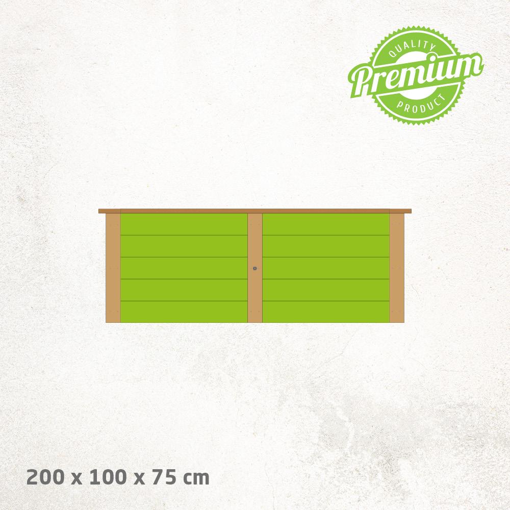 Hochbeet_Lärche_Premium_200x100x75cm