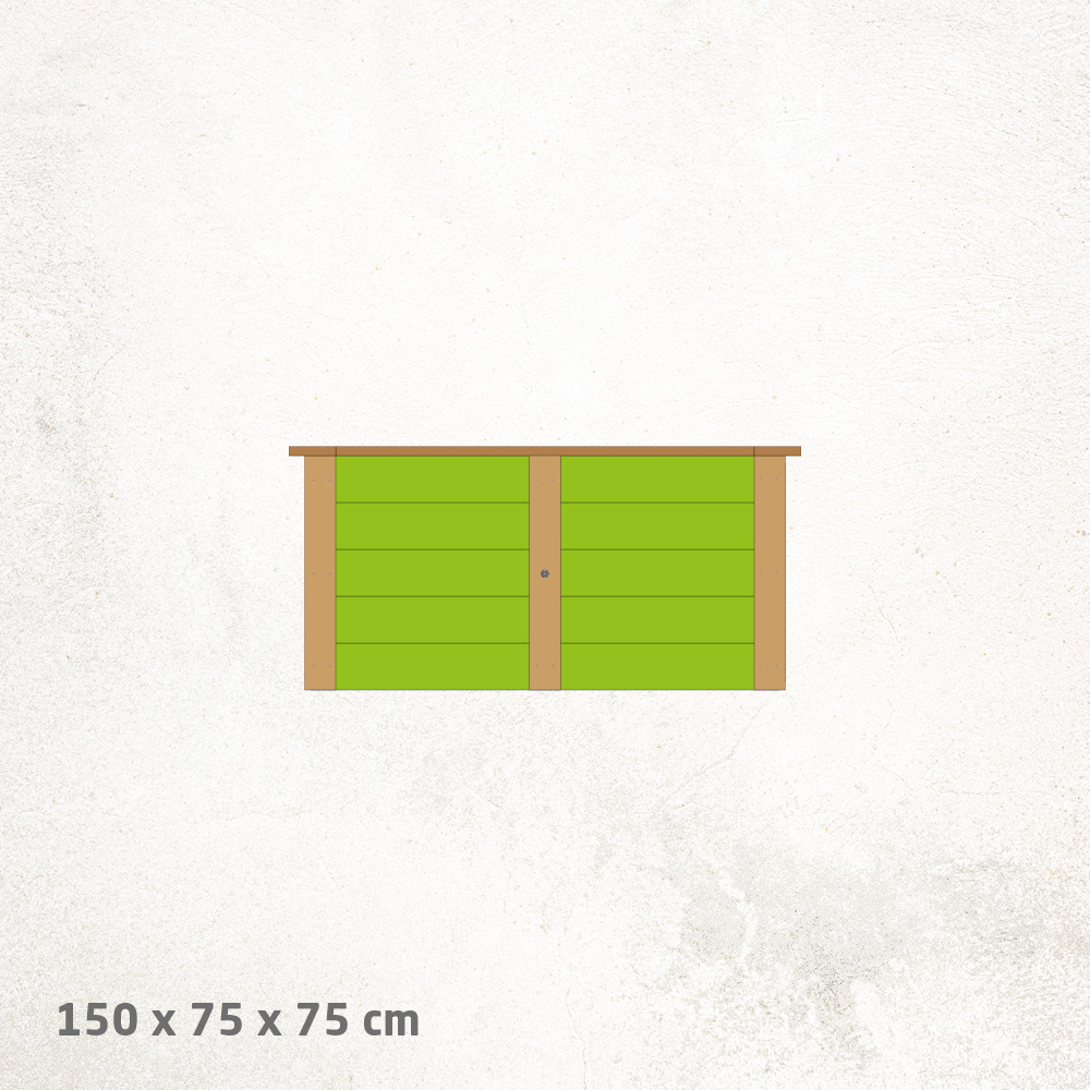 Hochbeet_Lärche_Standard_150x75x75cm