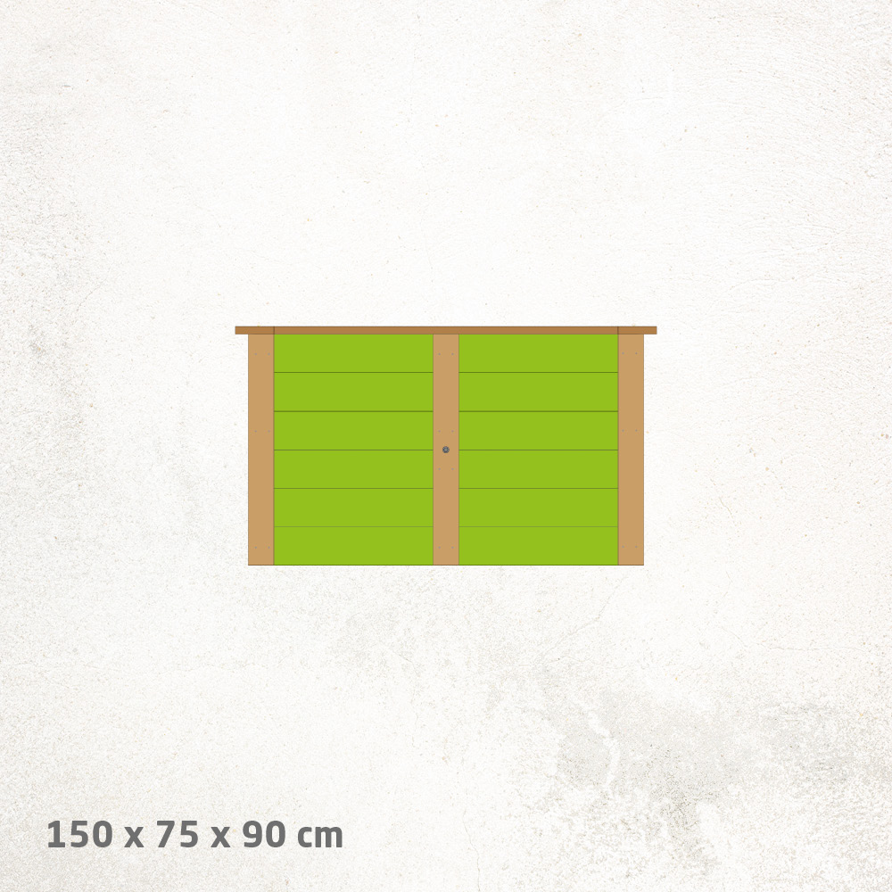 Hochbeet_Lärche_Standard_150x75x90cm