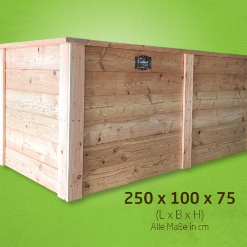 Hochbeet_Produkt_250x100x75cm