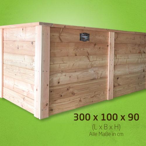 Hochbeet_Produkt_300x100x90cm