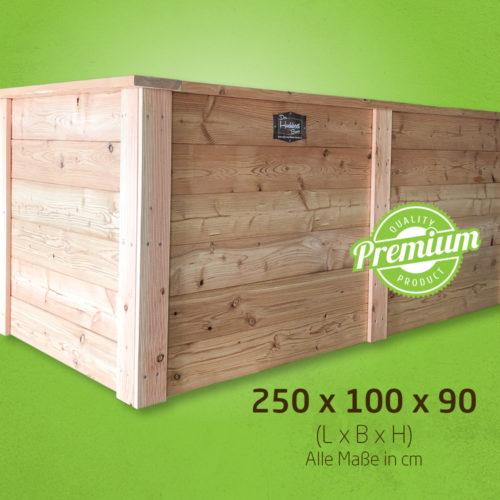 Hochbeet_Produkt_Premium_250x100x90cm